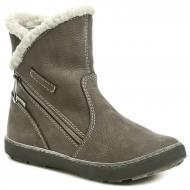 Dámské zimní kotníkové boty Wawel N312 hnědá