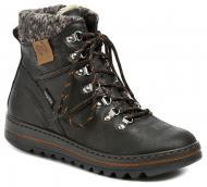 Dámské zimní kotníkové boty Wawel N329 černá