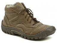 Kotníkové pánské zimní boty Wawel OL123 hnědá