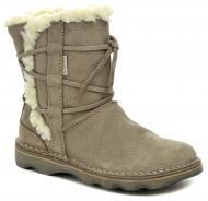 Dámské zimní kotníkové boty Wawel N235 béž