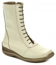 Dámské zimní kotníkové boty Wawel L4261S béž