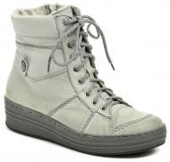 Dámské zimní kotníkové boty Wawel S1010/2 sv.šedá